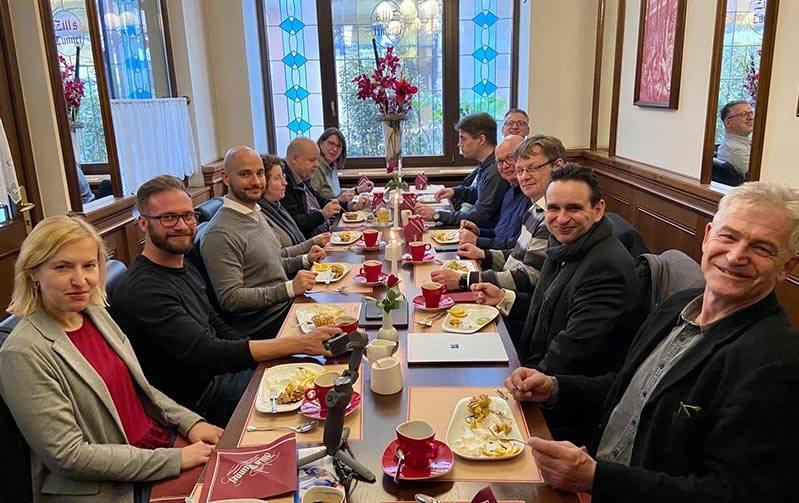 Neumitglieder Event 2019 in Leipzig