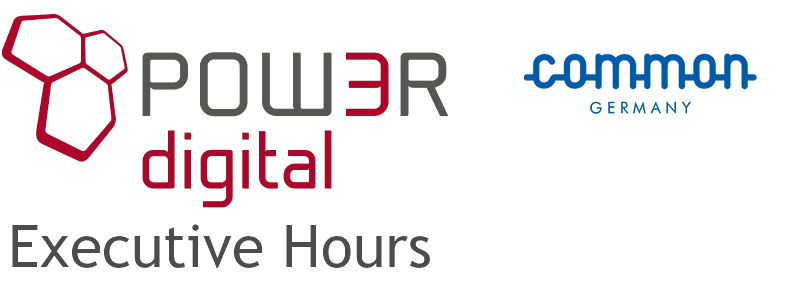 POW3R Executive Hours Logo