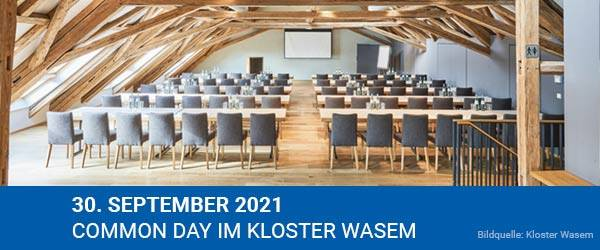 COMMON Day im Kloster Wasem