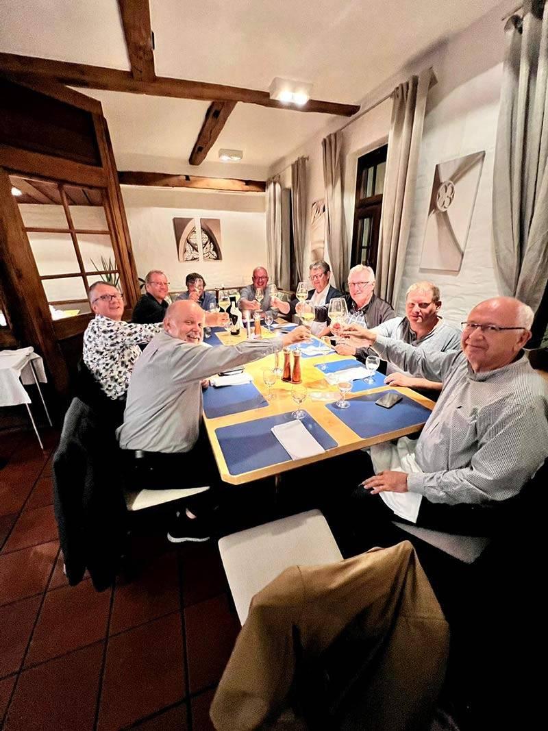 COMMON Day 2021 Abendessen